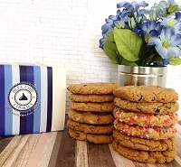 Best Cookies on the internet and mail order; Corporate Cookie Gifts.