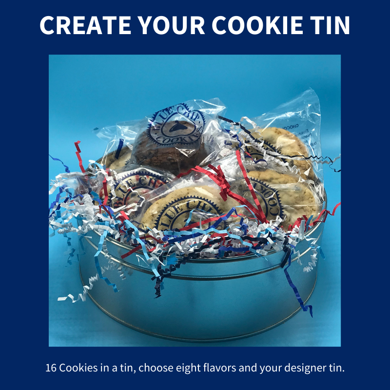Create Your Own Cookie Tin (16 Cookies) THUMBNAIL