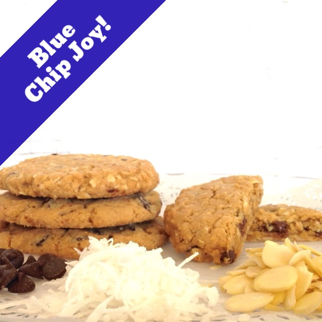 Blue Chip Joy Cookies-(14 Cookies)