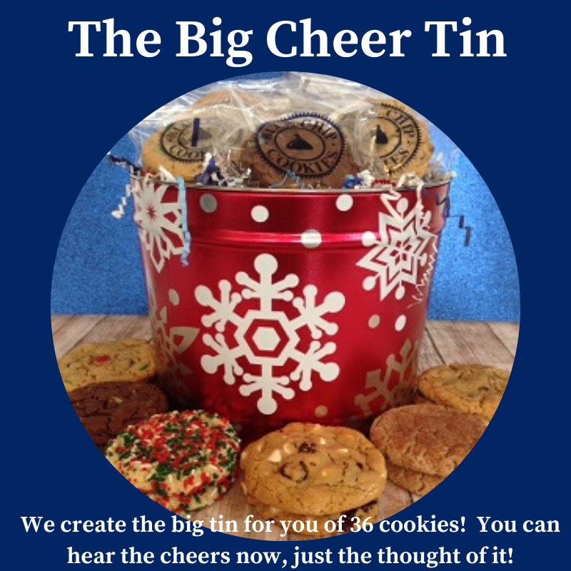 Best Cookies Online, Best Cookies on Internet, Cookie Tins for Corporate Gifts. THUMBNAIL