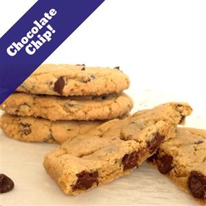 Chocolate Chip, Semi-Sweet (14 Cookies)