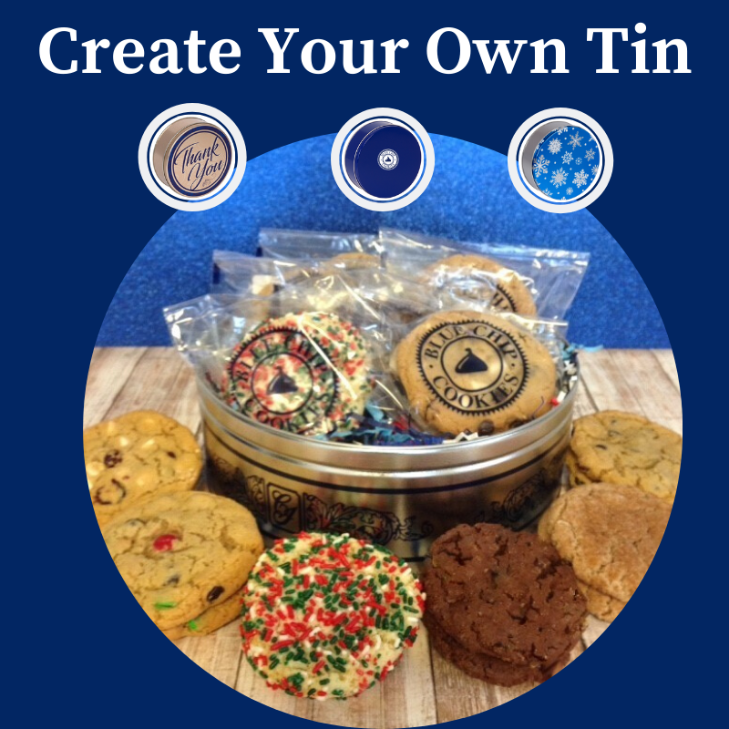 Create Your Own Cookie Tin (14-16 Cookies) THUMBNAIL