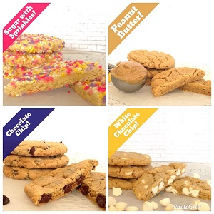 Great Business Cookie Gift or for Business Marketing