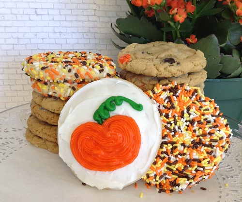 Best Thanksgiving Day Cookies by Mail Order