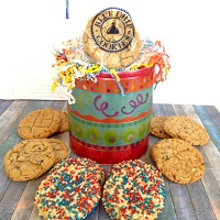 Create Your Own Cookie Tin