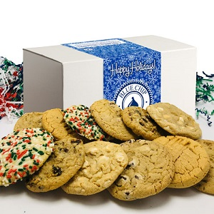 The Holiday Premium Collection 12 Cookies