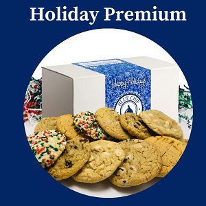 Holiday Premium Box (14 Cookies) LARGE