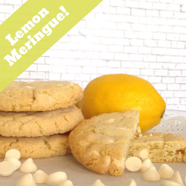 Lemon Cookie LARGE