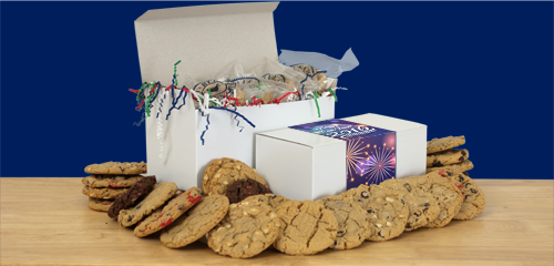 Blue Chip Cookies Direct Banner