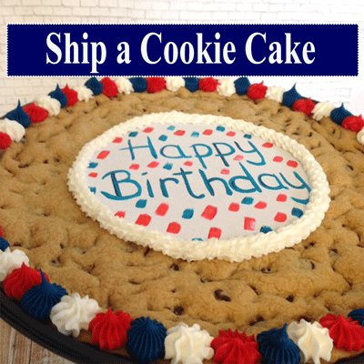 Ship a Cookie Cake