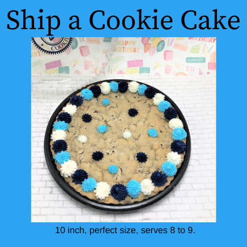 Gourmet Cookie Cakes Delivered