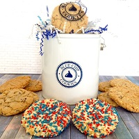 Single Flavor Cookie Tins  (14 Cookies)