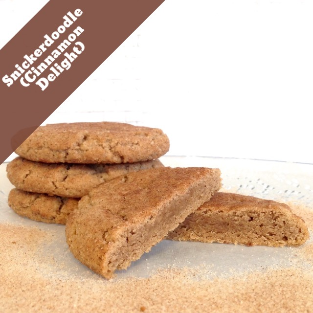 Snickerdoodle, Cinnamon Delight THUMBNAIL