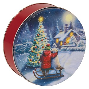 Holiday Premium Collection Tin (14 Cookies)_LARGE