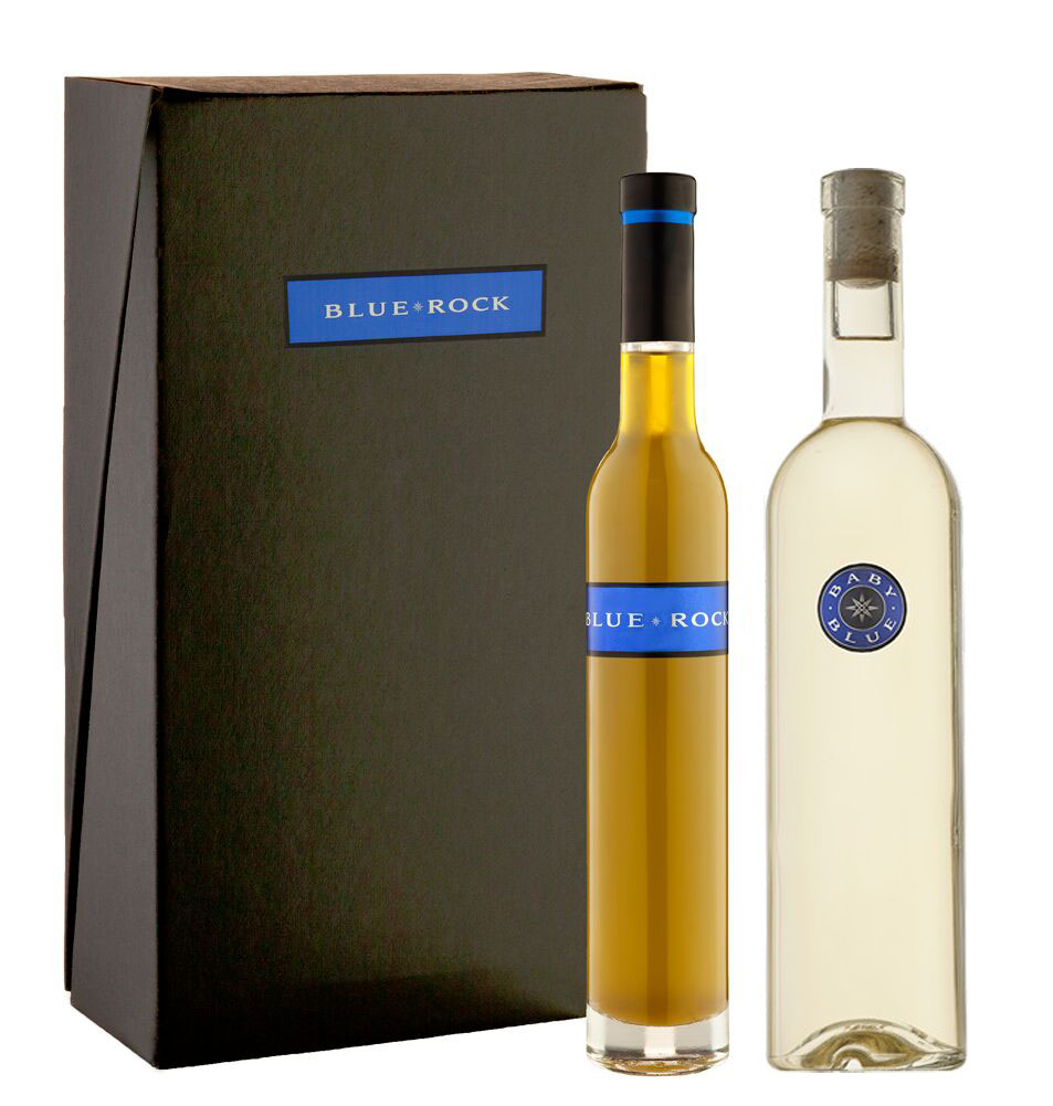 Gift Baby Blue Blanc & Olive Oil