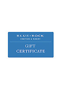 Blue Rock Gift Certificate MAIN