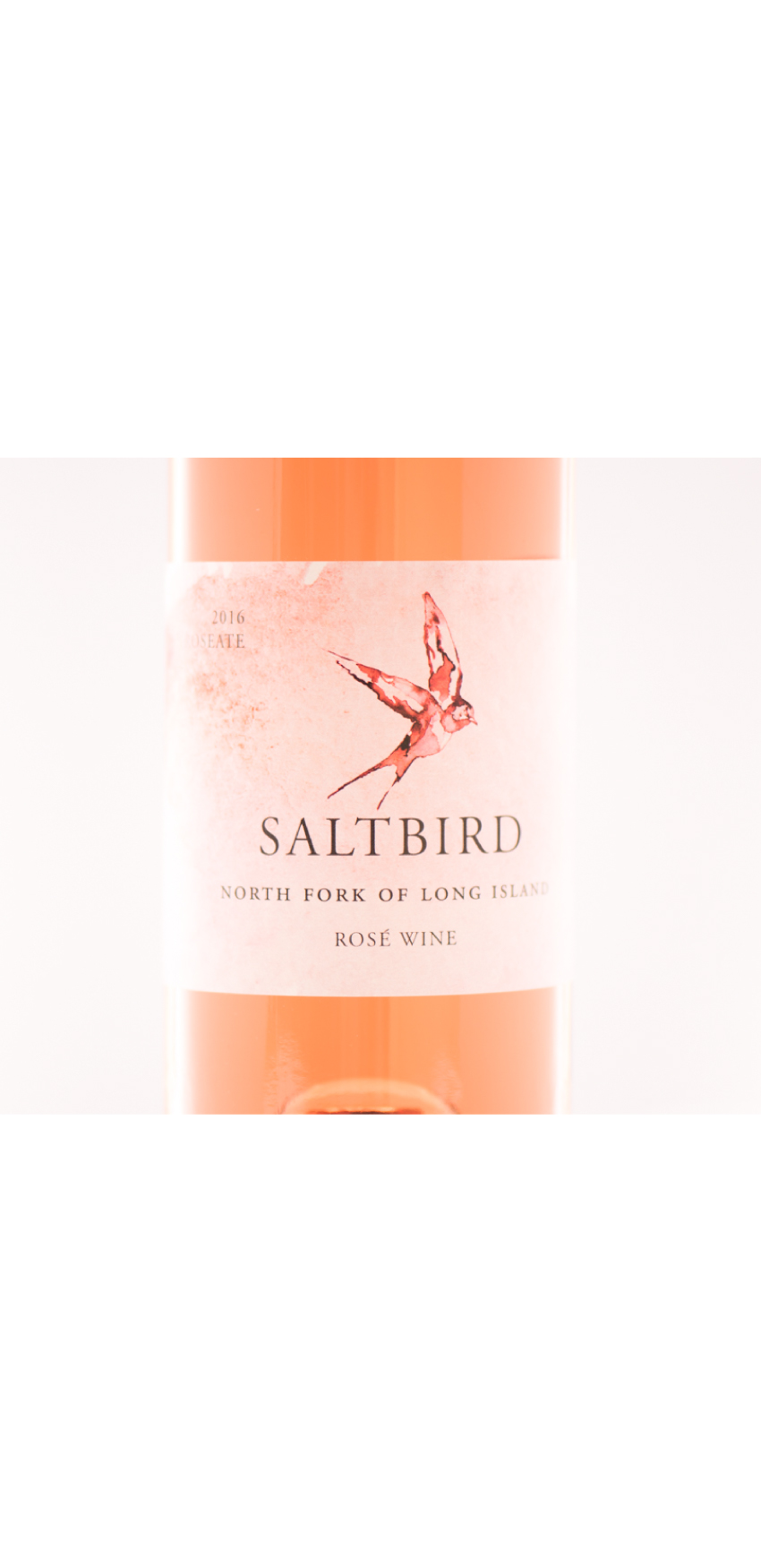 2018 Saltbird Cellars Roseate Rose SWATCH