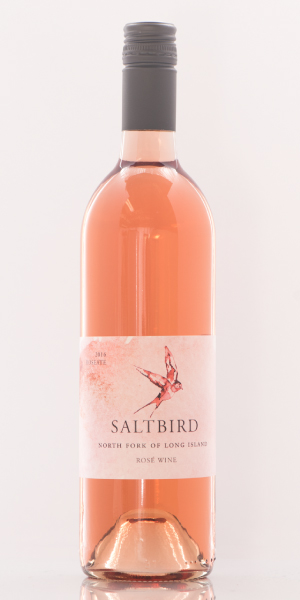 Bottle of Saltbird Cellars Roseate Rosé THUMBNAIL