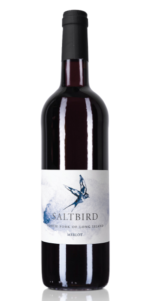 2018 Saltbird Cellars Merlot - NEW RELEASE LARGE
