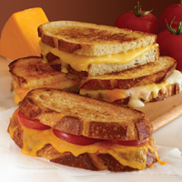 Grilled Cheese Sandwich #435 THUMBNAIL