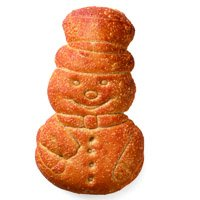 Sourdough Snowmen (2) #725