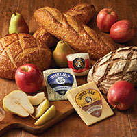 New!! 3 month Bread, Cheese & Fruit Club #977
