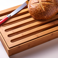 Bamboo Bread & Crumb Board #50059 MAIN