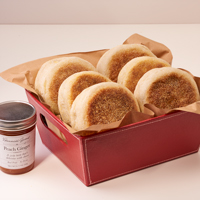 Sourdough English Muffins & Preserves #572 MAIN