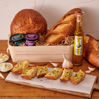 NEW!! Boudin Garlic Bread Gift #546 MAIN
