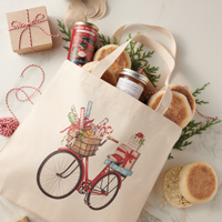 NEW!! Holiday Breakfast Tote #565