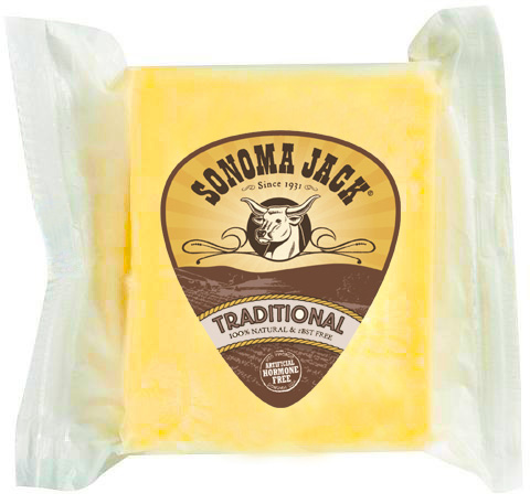Sonoma Jack Traditional Cheese #A70022 MAIN