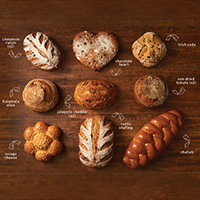 12-month Specialty Bread Club #991_THUMBNAIL