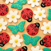 Spring Seasonal Cookie Assortment (12) #995