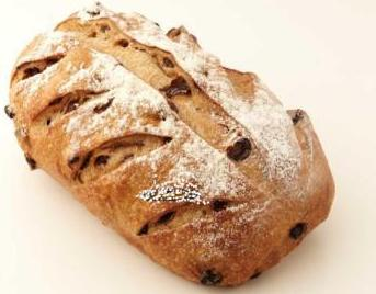 Cinnamon Raisin Bread (2) #762 MAIN