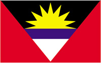 <big>Antigua & Barbuda  Flag</font></big> THUMBNAIL