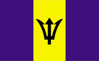<big>Barbados  Flag</font></big> MAIN