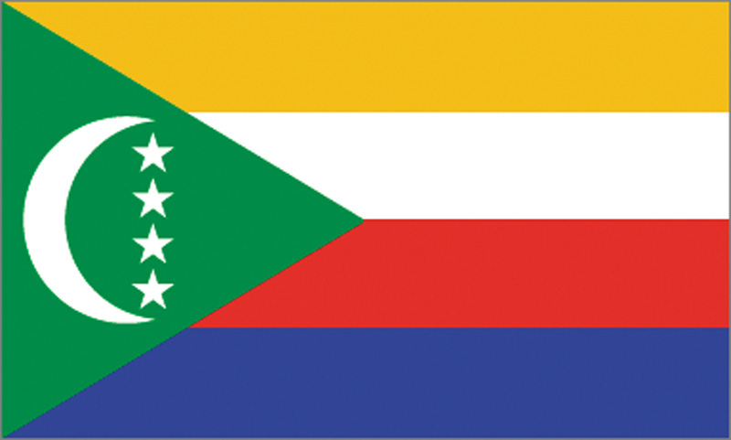 <big>Comoros Flag</font></big> MAIN
