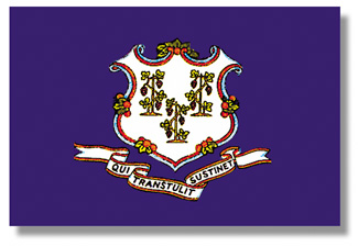 <big>Connecticut State Flag</font></big> THUMBNAIL