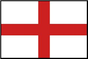 <big>Cross of St. George Flag</font></big> THUMBNAIL