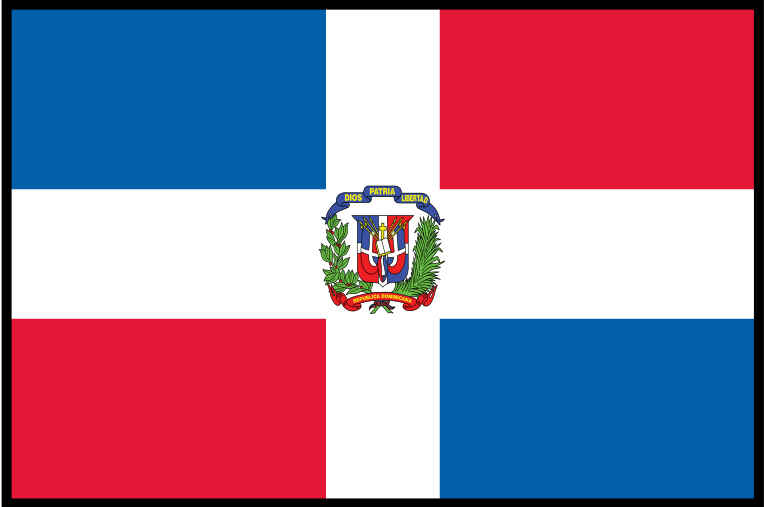 Dominican republic flag_MAIN