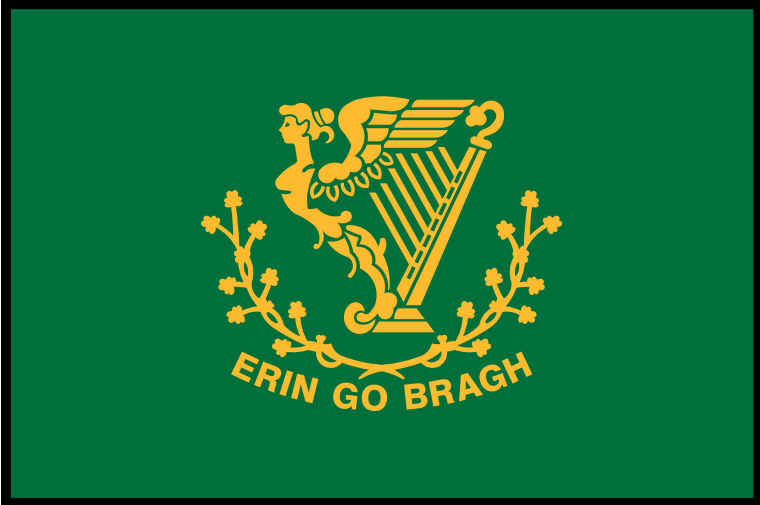 Erin go bragh Flag MAIN