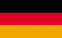 GERMANY, GERMAN FLAG MAIN