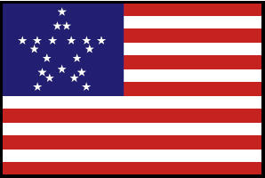 <big>Great Star Flag</font></big> THUMBNAIL
