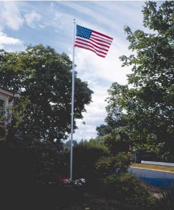 <big>Homesteader  Flagpoles 10' - 25'</font></big> THUMBNAIL