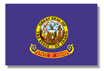 <big>Idaho State Flag</font></big>