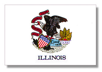 <big>Illinois State Flag</big>