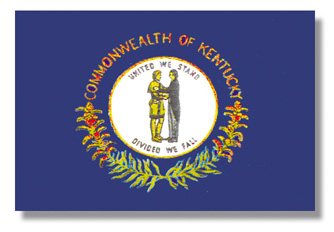 <big>Kentucky State Flag</font></big> MAIN
