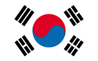 <big>South Korea Flag</font></big> THUMBNAIL