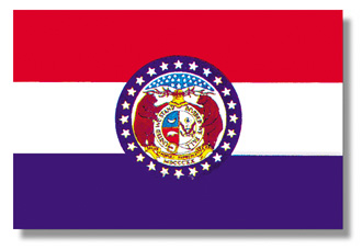 <big>Missouri State Flag</font></big>