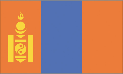 <big>Mongolia Flag</font></big> MAIN
